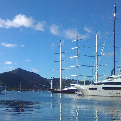 Antigua Yacht Show 2019